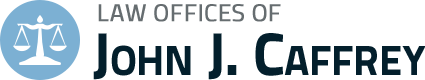 Law Offices of John Caffrey Header Logo